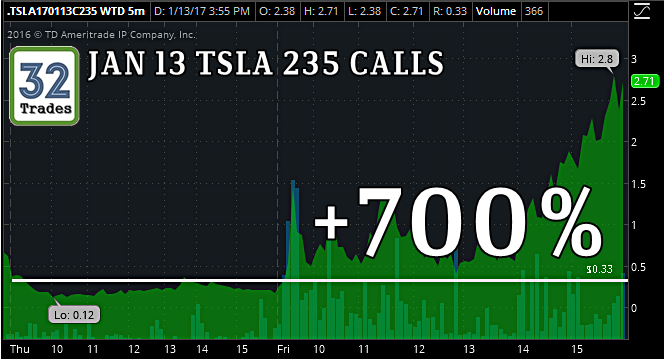 Tsla stock options
