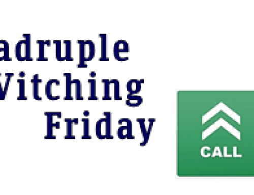 QUAD WITCHING Friday, March 14  |  SPX 2821-77 – SPY 283.05